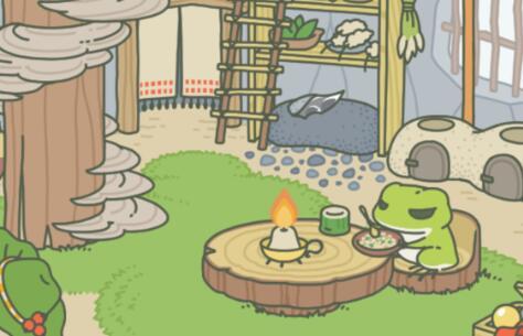 爆紅《旅行青蛙》新手攻略:秒懂蛙蛙去哪「旅行地點」!13款道具帶「幸運鈴鐺」上路會有更多土產!
